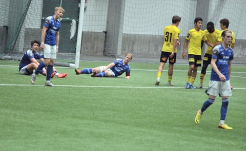 FIKK MEDHOLD: Brumunddal Fotball fikk medhold i protesten og kan dermed bokføre tre poeng i serieåpningen mot LSK 2.