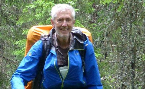 Bjørn Geirr Harsson i Finnskogen