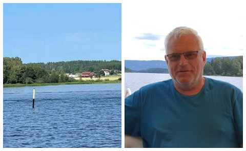 FØLG MERKENE: - Dette er grunnkunnskap når du tar båtførerbevis, sier Runar Gulbrandsen.