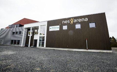 Nes Arena er en av de anleggene på Romerike som har fått en betydelig sum penger fra spillemidlene de siste årene. Foto: Tom Gustavsen