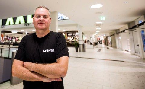 REKORDÅR: Magne Thunestvedt vil ikke at butikkjeden hans skal vokse fortere.