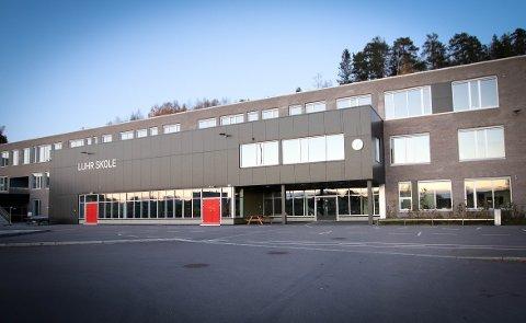ELEV SMITTET: En elev på Luhr skole i Lørenskog har fått påvist koronaviruset. Dermed må 75 personer i karantene.