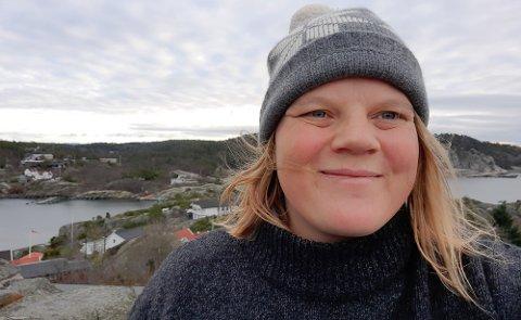 BEKYMRET: Stephanie Michalowski-Mertins håper smitteverntiltakene blir bedre for barn i barnehager og for dem som jobber der.