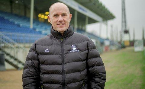 Cato Haug, styreleder i Sarpsborg 08.