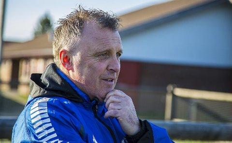 BYTTER KLUBB: Terje Jonassen gir seg som trener i FK Sparta Sarpsborg.