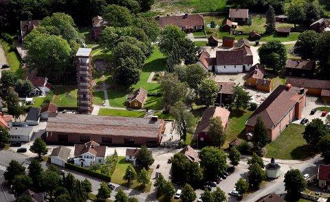 Besøksnedgang: Publikumsbesøket ved Borgarsyssel museum har gått ned fra 2017 til 2018.