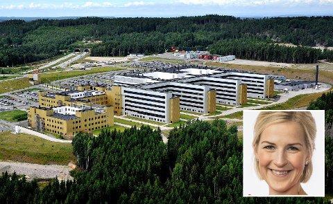 Stortingsrepresentant Elise Bjørnebekk-Waagen (Ap) ber helseminister Bent Høie sørge for en varig løsning på kapasitetsproblemene ved Sykehuset Østfold.