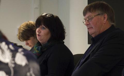 Ap-politiker Siv-Len Strandskog mener regjeringens nye pott til sykehjemskjøkken er alt for liten.