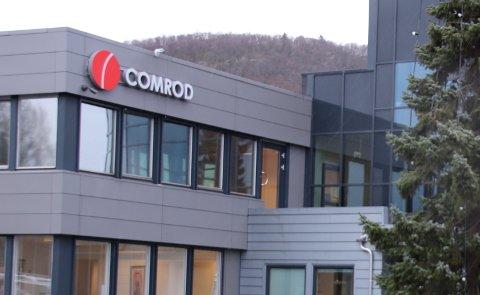 GÅR GODT: Comrod AS var selskapet i Strand med høyest driftsresultat i 2018. (Arkivfoto)