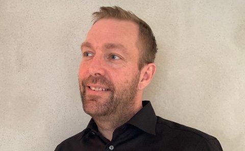 FIKK JOBBEN: Strand kommune har ansatt Nils Fredrik Gjerpe som ny kommunalsjef for økonomi.