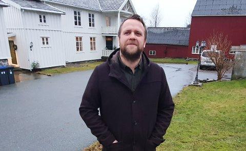 Ole Marius Scott-Dahl Olset er daglig leder i Atlantic AS. Foretaket er nyregistrert med en kapital på 400.000 kroner.