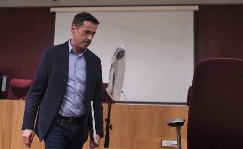 SPREDTE SMITTE: Kommuneoverlege Leif Edvard Muruvik Vonen bekrefter at personene som nå er anmeldt har bidratt til smittespredning i Meråker-samfunnet.