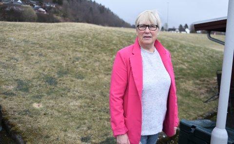 INNBYGGERFOKUS: Ann-Inger Leirtrø poengterer at hun snakker innbyggernes sak når hun helst hadde sett en fusjon mellom de to helseforetakene.