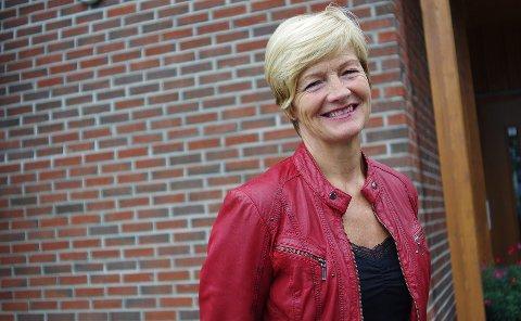 LEDER SENTERET: May Tove Dalbakk leder Tynset studie- og høyskolesenter.