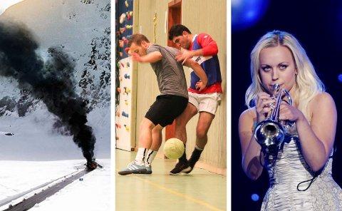 TETT KALENDER: Det er blant annet norgespremierer på Risør kino, fotballcup i Risørhallen og konsert med blant andre Tine Thing Helseth i Risør kirke i løpet av romjula.