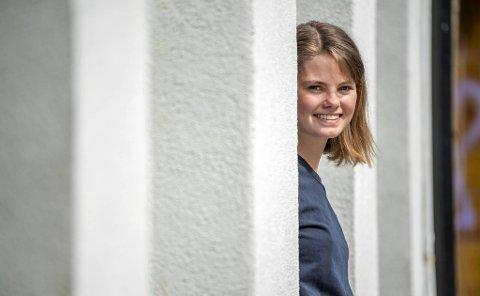 – Det er et tydelig behov for yngre og mer radikale krefter på Stortinget, sier Josefine Gjerde i MDG.