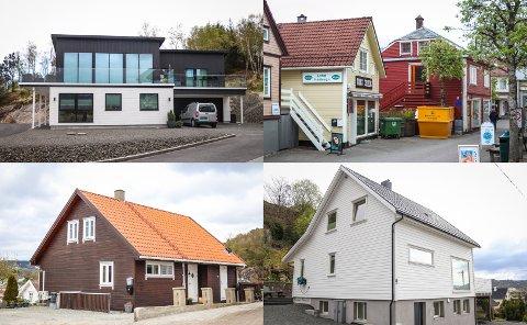 Torvknutveien 29, Storgaten 14B og Storgaten 18, Aarstadgaten 30B og Grøne Bråden 9 er blant eiendommene som har skiftet eier i april.