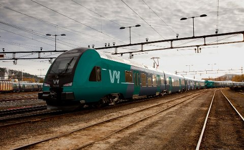 OPPGRADERER TILBUDET: Nå blir det bedre å være togpendler på Østlandet.