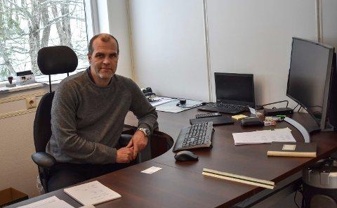 SVIKT. Fredrik Røtter, daglig leder i Consolvo AS, likte ikke redusert omsetning og dårligere resultat i fjor.