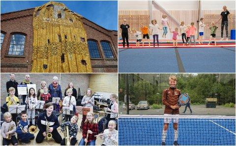 100 prosjekter i Eiker har fått til sammen 20 millioner kroner av Sparebankstiftelsen DNB.