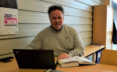 NY LEIAR: Anders Lien vart henta til toppjobb i iVest Consult, og blir leiar for 35 tilsette i Førde, Florø og Stryn