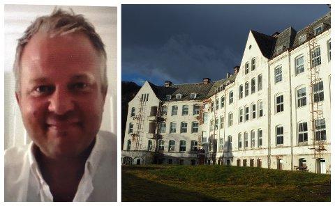 NY INVESTOR: Eit besøk på Harastølen vart avgjerande for at Eivind Lund bestemte seg for å investera i hotellprosjektet.