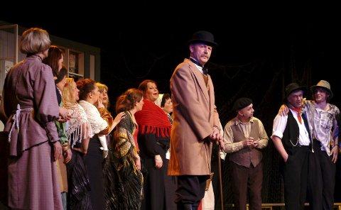 2006: Stykket «Svart gull» skrevet av Vera Steine har premiere den første lørdagen i Vinterfestuka, og blir en stor suksess.