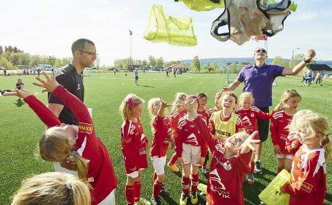 AVGJØRELSE TATT. Funn cup 2021 blir ei turnering kun for lag fra Narvik kommune.