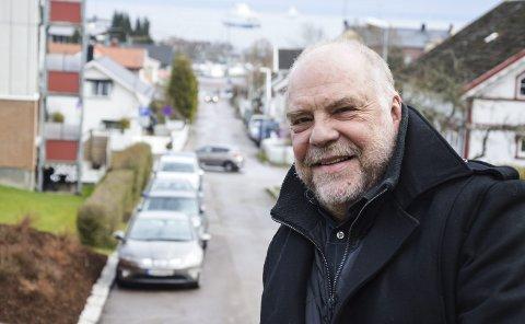 Et klart ja: – Horten må med et stort flertall og uten forbehold si et klart ja til invitasjonen fra Re. Vi kan ikke la denne historiske sjansen går fra oss, sier Nils-Henning Hontvedt. FOTO: JAN BROMS