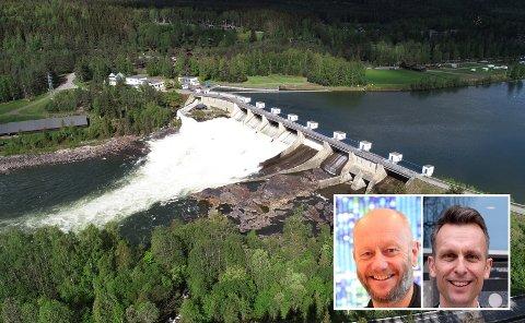 Norsk Industri og Energi Norge klager på skatten, og mener skattetrykket gjør det vanskelig å opprettholde kraftproduksjonen.