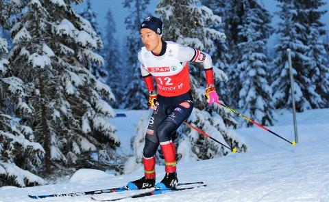 FRUSTRERT: Petter Stokkeland er i god form, men får ikke muligheten til å vise det frem.