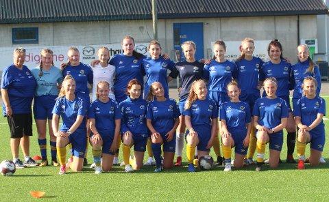 DJERV 1919: Haugesundsklubben har både sitt Jenter 15- og Jenter 16-lag videre i a-sluttspillet torsdag.
