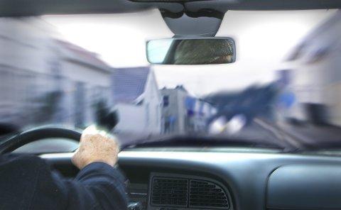 Det var i løpet av et døgn i slutten av september i fjor at den da 19 år gamle mannen flere ganger ble målt til høye hastigheter under bilkjøring på Stord.  Illustrasjonsfoto: NTB