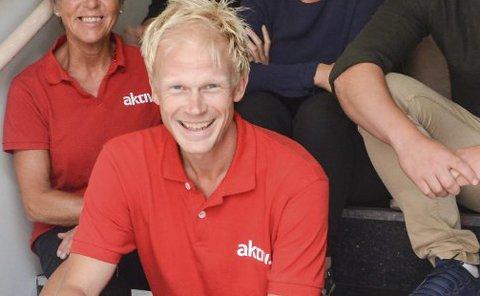 UTSOLGT: Ronny Jørstad hos Aktiv Kragerø forteller at de er så godt som utsolgt for hytter.