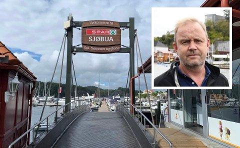 KRITISK: Kragerø-ordfører Grunde Wegar Knudsen (Sp) sto fast på sine prinsipper og mente ytterligere alkoholtilgjengelighet vil gå utover barn og unge.