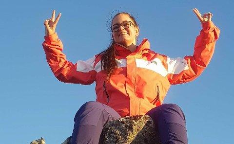Marthine Tilrum er daglig leder på sommerskolen i Moskenes.