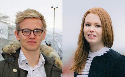 SKOLEDEBATT: Ingrid Skjelmo (Høyre) vil ha mer kunnskap om lekser før hun sier ja til leksefri skole, som er et forslag i Kystens Hus-erklæringa. Foto: Nordlys/Høyre