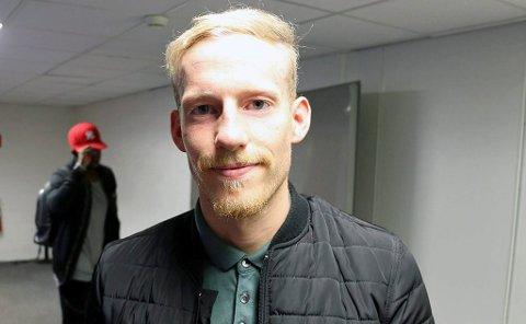 PÅ PLASS: Gjermund Åsen har stått over både i 1-2-tapet hjemme for Start og 0-1-tapet for Odd i Skien sist. Nå er den viktige trønderen tilbake, i håp om å senke sin gamle erkerival Molde.