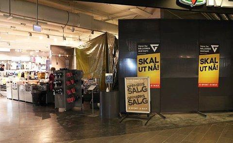 KLART: Konkurransetilsynet gir grønt lyst. Nå kan den nye sportsbutikken på Jekta åpne.