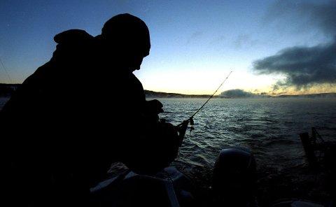 Fisketurisme: Tilreisende fiskere legger igjen en god slump penger i Innlandet, men potensialet er mye større. ARkivbilde