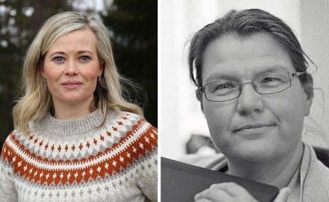 STATSSEKRETÆRER: Etter det OA erfarer blir Kjersti Bjørnstad og Gry Haugsbakken presentert som statssekretærer torsdag.