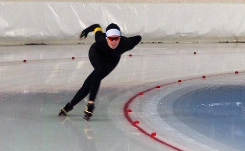 Synne Moen Bredalslien fortsetter fremgangen og tok to nye personlige rekorder.