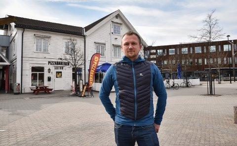ELVERUMSDAGENE: Christian Eckbo og andre aktører har jobbet på spreng for å lage liv og røre i Elverum.