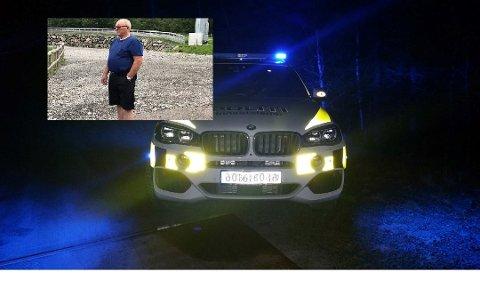 FÅR POLITISKRYT: Bengt Tannåneset (innfelt) kommer med klar kritikk av politiet som ikke rykket ut. Politiet svarer med å forklare hvorfor samtidig som de roser Tannåneset for det han gjorde.