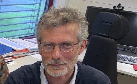 PROSJEKTSJEF: Morten Lossius i Nye Veier.