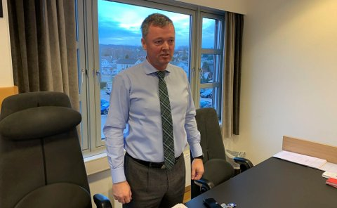 DOMMER: Tingrettsdommer Øyvind Haugen dømte studenten.