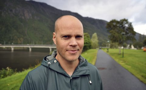 Espen Isaksen.Foto: Morten Klaussen