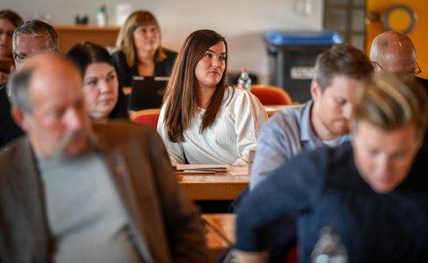 Nina Veronica Mikkelborg er nestleder i Rana FrP.