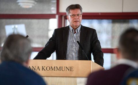 Jan Erik Furunes, kommunaldirektør for tekniske tjenester i Rana, opplever at mange er engstelige for kvikkleireskred etter det store raset på Ask. - Hvis det ikke settes inn tiltak tidlig, er det grunn til å være bekymret, men i vår kommune er det en økende bevissthet rundt dette.