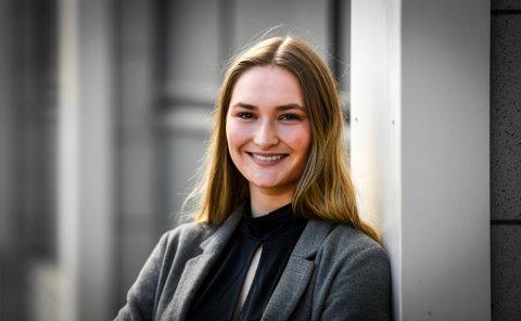 Aurora Mathea Hovinds (19) historie med PNES begynte i tiende klasse på ungdomsskolen.
